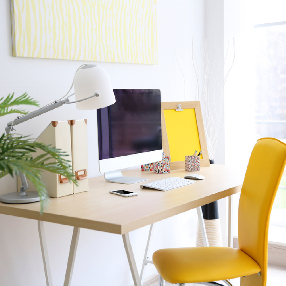 organizing and re-designing your living space