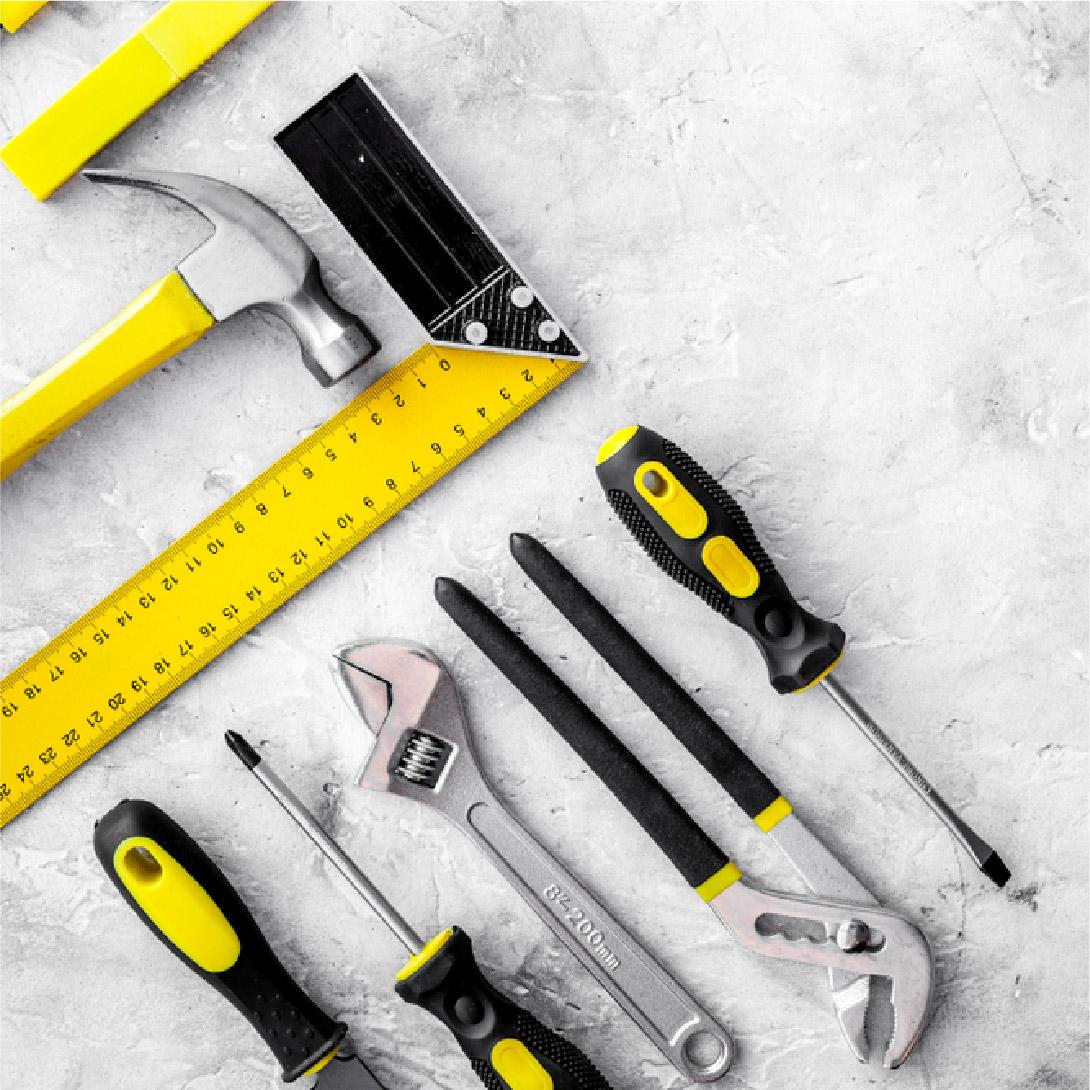 DIY Tools, hand tools