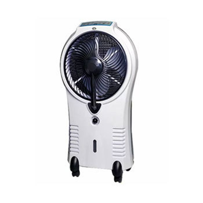 Akari Rechargeable Mist Fan With Ionizer Emergency Lamps Fans